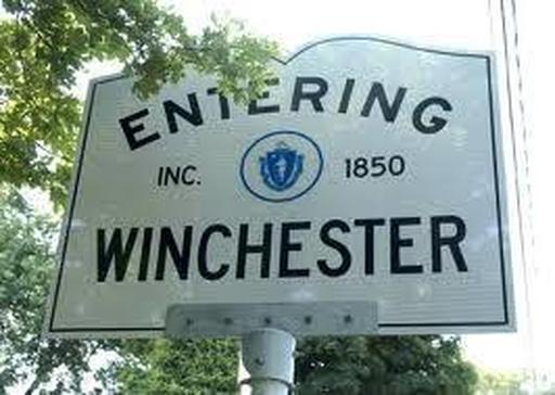 Entering Winchester